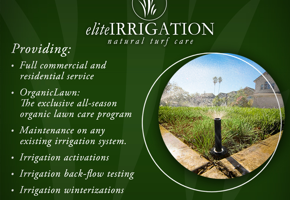 Elite Irrigation