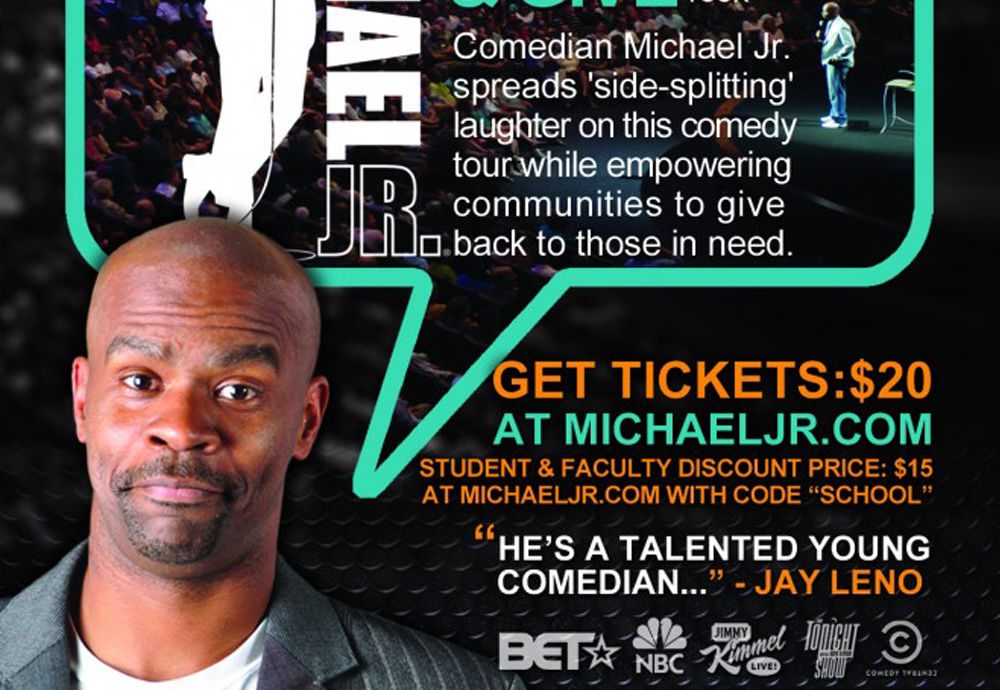 Michael Jr. Comedy